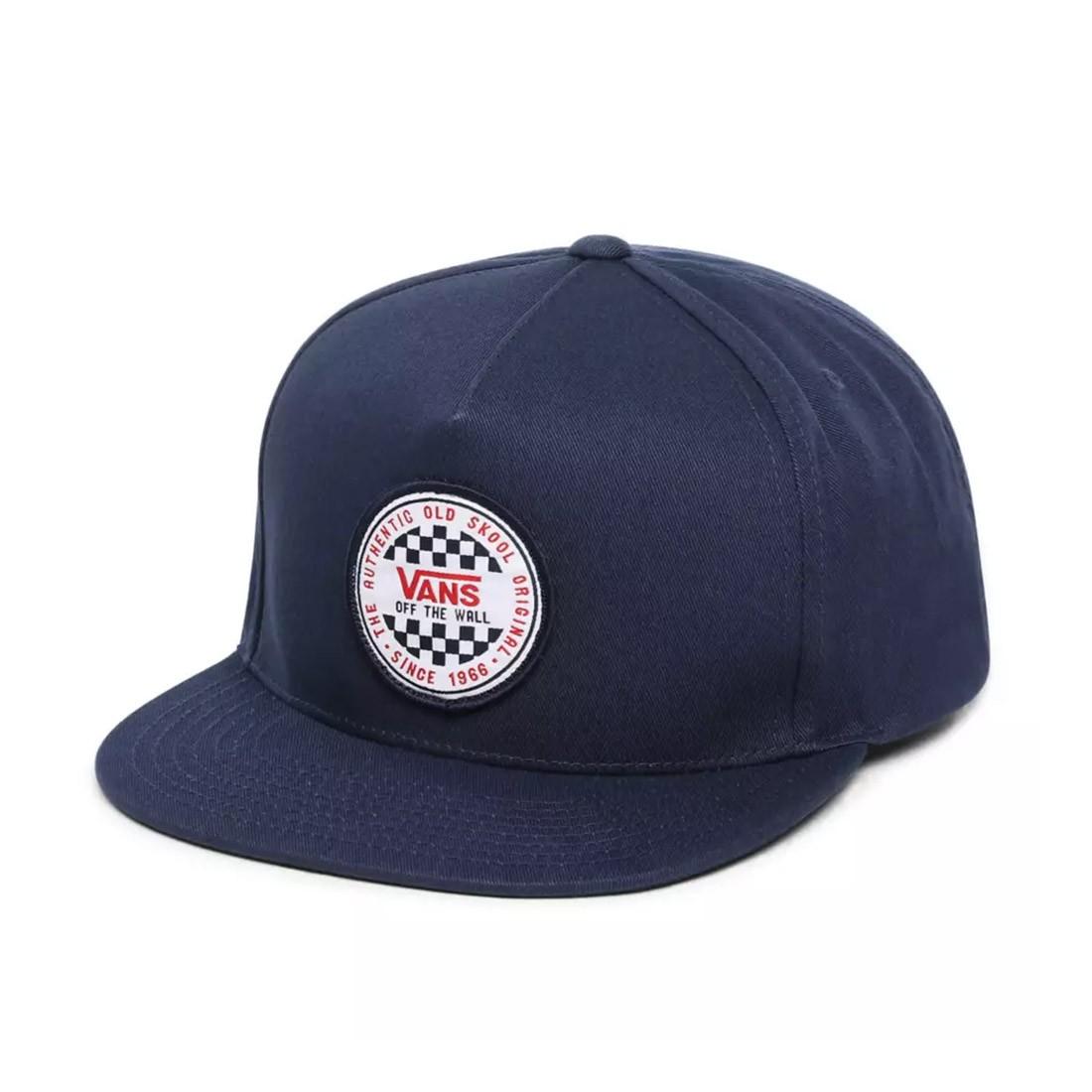 Casquette Vans OG checkers dress blue