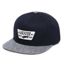 CASQUETTE VANS FULL PATCH NAVY
