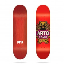 FLIP Saari Bear Label Red 8.25