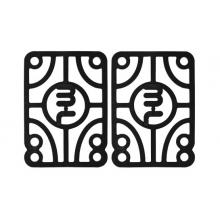 RISER PADS MINI LOGO 0.25 (6.35MM) HARD