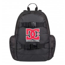 SAC A DOS DC SHOES LOCK CLOCKER black