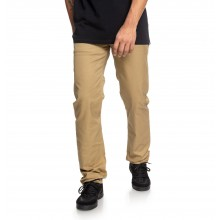 PANTALON DC SHOES WORKER STRAIGHT khaki
