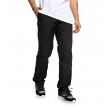 PANTALON DC SHOES WORKER CHINO RELAXED black