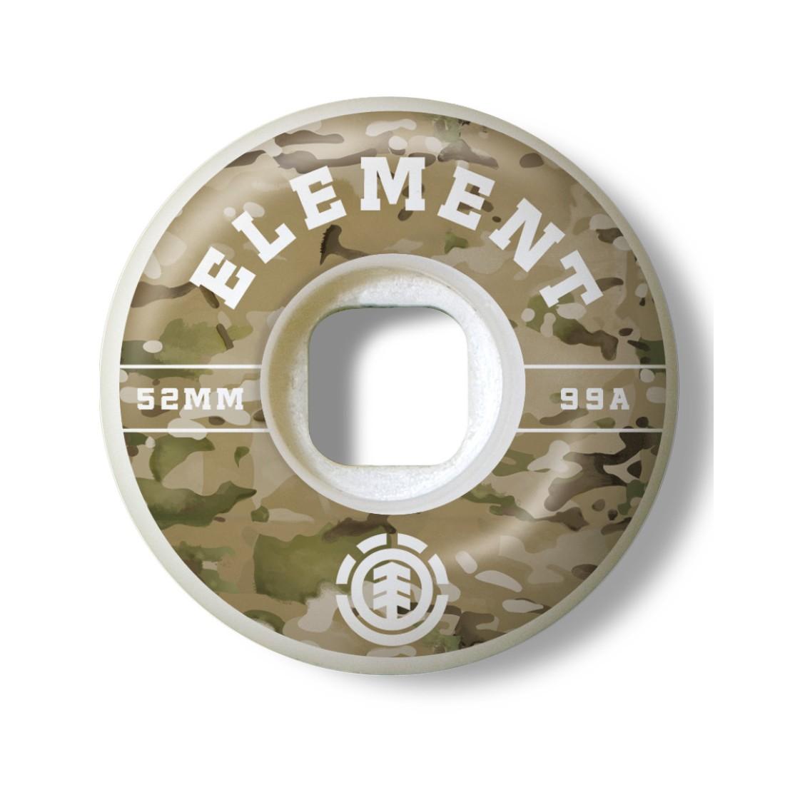 ROUES ELEMENT camo griffin 52mm