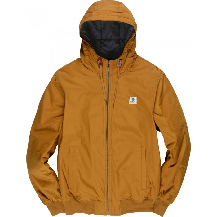 VESTE ELEMENT DULCEY golden brown
