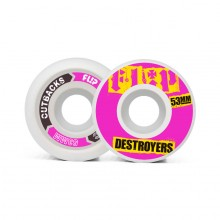 ROUES FLIP Cutback PINK 53mm 99a