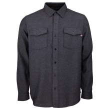 CHEMISE INDEPENDENT dark heather