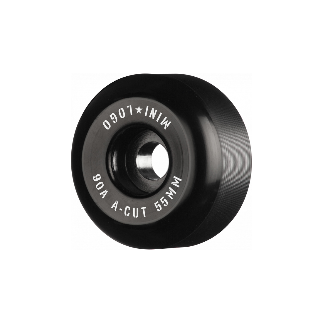 ROUES BONES MINI LOGO 55mm 90a A CUT black