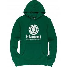 SWEAT SHIRT ELEMENT VERTICAL verdant green