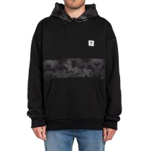 SWEAT SHIRT ELEMENT RESIST flint black