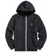 SWEAT ELEMENT BOLTON ZIP charcoal heather