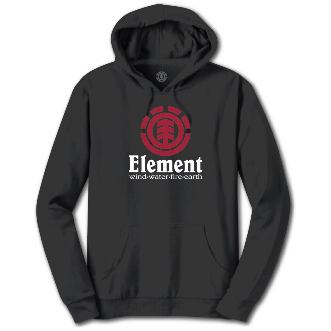 ELEMENT VERTICAL flint black