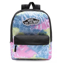SAC A DOS VANS REALM tie dye orchid