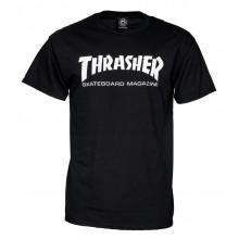 T SHIRT THRASHER mag black