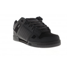 CELSIUS black black leather