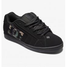 NET black camo print