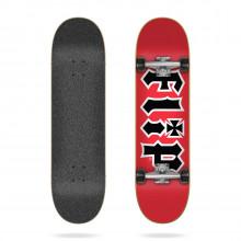 Flip HKD 8.25 X 31.85 red complete