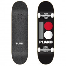 PLAN B original 8 X 31.85 complete