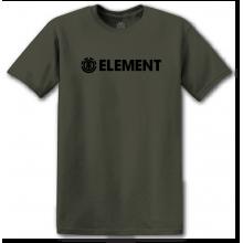 T SHIRT ELEMENT BLAZIN army