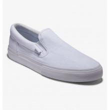 MANUAL SLIP ON WHITE