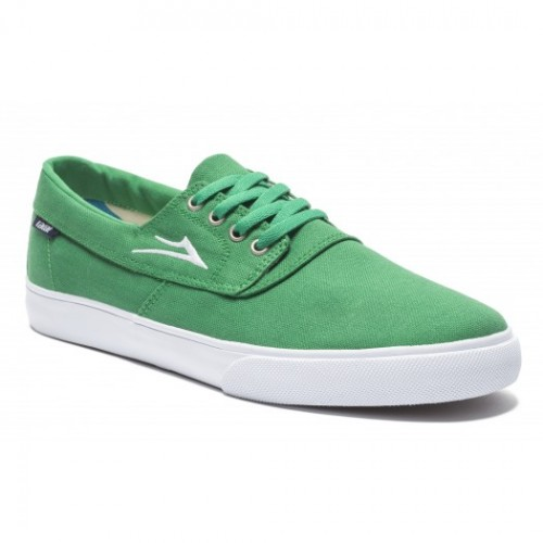 lakai camby green canvas