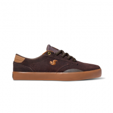 DAEWON 14 coffee suede