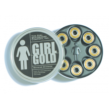 GIRL GOLD BEARING ABEC 5