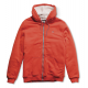 ETNIES CLASSIC SHERPA ZIP FLEECE ORANGE