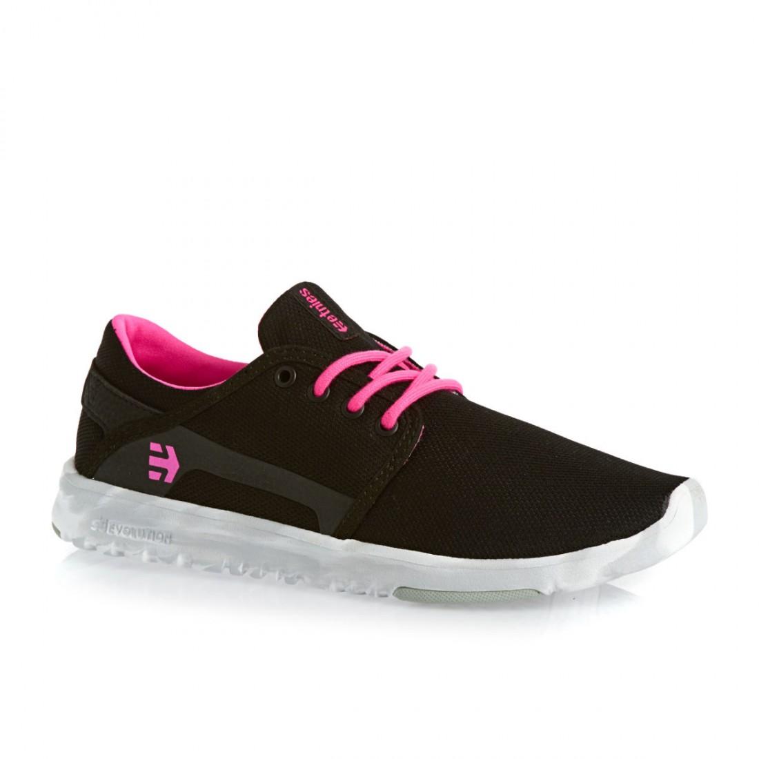 SCOUT women black pink white