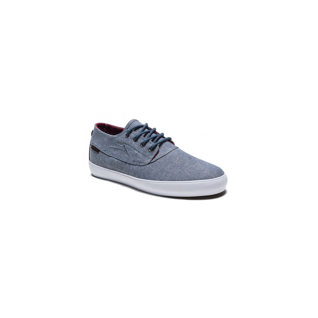 CAMBY MID STONE WASH CHAMBRAY