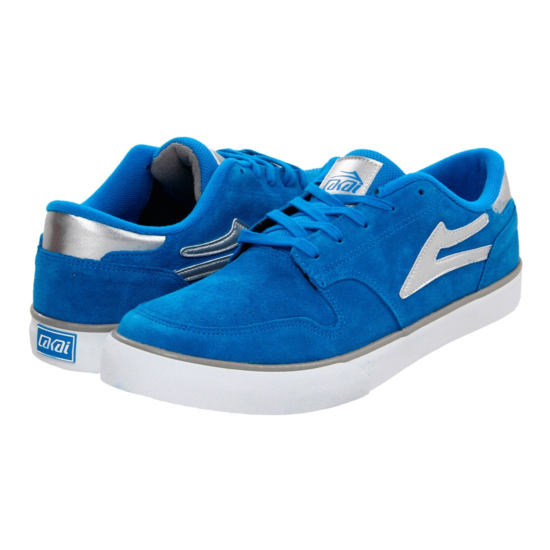 carroll 5 blue suede