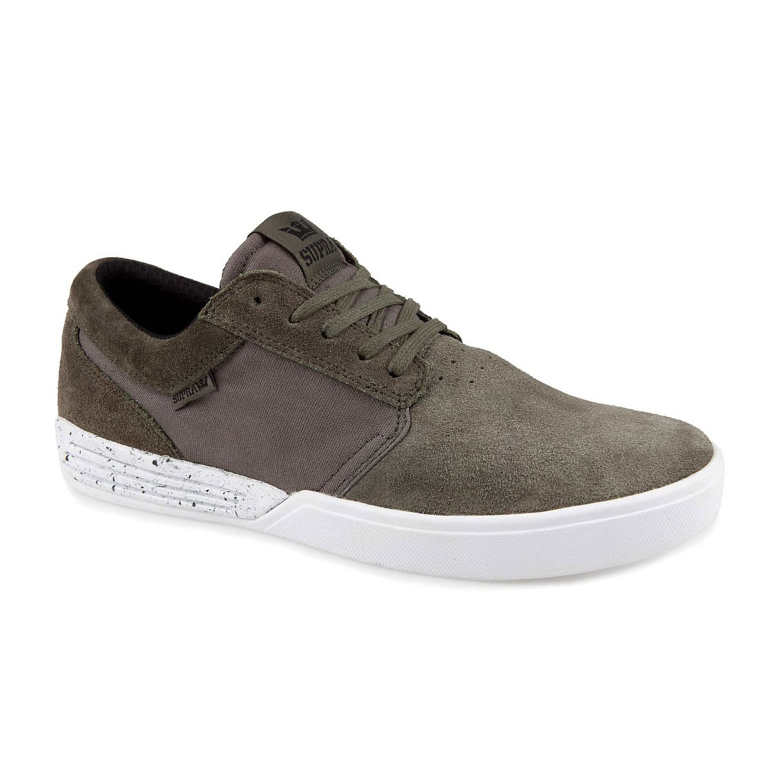 HAMMER dusty olive off white