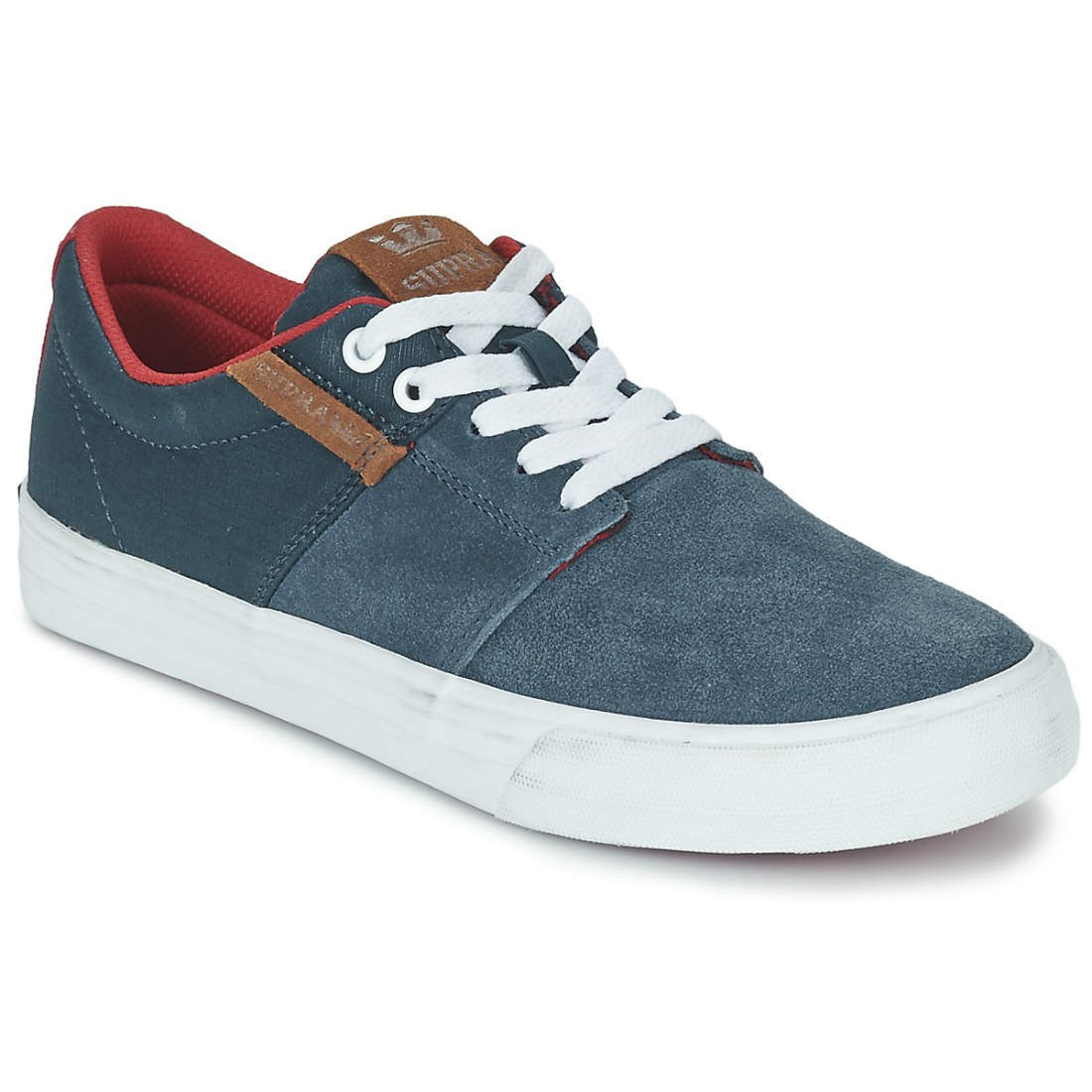 STACKS VULC 2 navy red