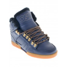 NYC 83 navy gold gum