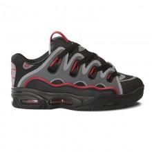 D3 2001 black red black