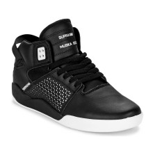 SUPRA SKYTOP 3 black white