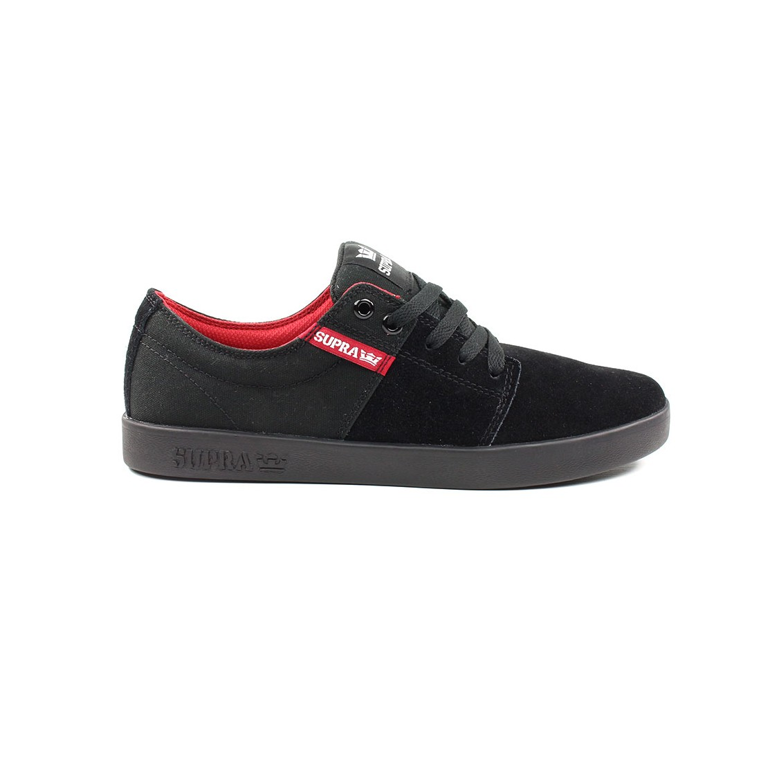 STACKS II black red black