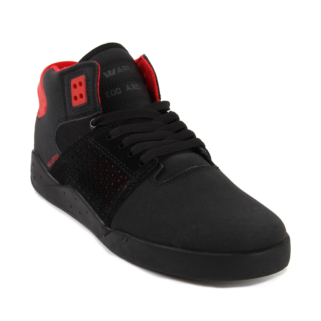 SKYTOP 3 black red black
