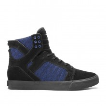 SKYTOP black blue heather black