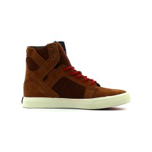 KIDS SKYTOP monk haute red off white
