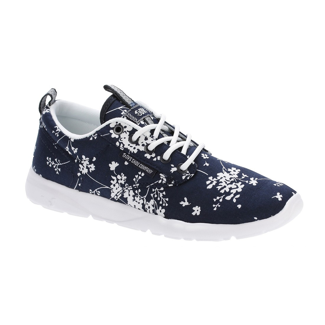 PREMIER 2.0 wos white navy blossom canvas