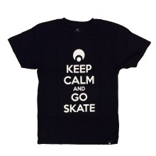 T-SHIRT CALM black