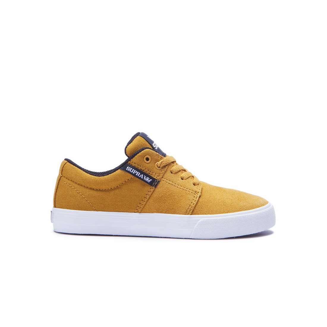 STACKS VULC amber gold white