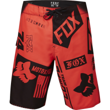 BOARDSHORT FOX UNION red