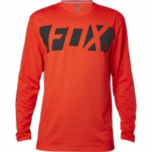 T-SHIRT FOX CEASE LS
