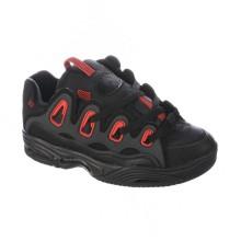 D3 2001 black black red