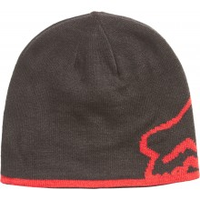 BONNET FOX STREAMLINER BEANIE drk red