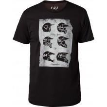 T-SHIRT FOX DUSTY SS TECH blk