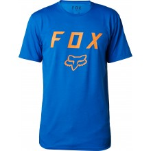 T-SHIRT FOX CONTENDED SS TECH dst blue