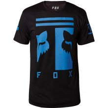 T-SHIRT FOX CONNECTOR SS TECH black